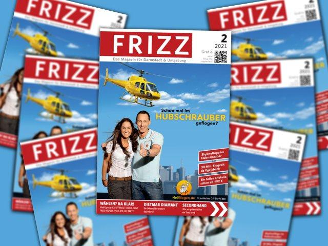 FRIZZ Magazin Februar Ausgabe