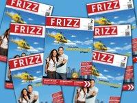 FRIZZ Magazin Februar 2021 Ausgabe