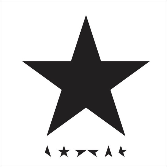 "David Bowie - ""★"""