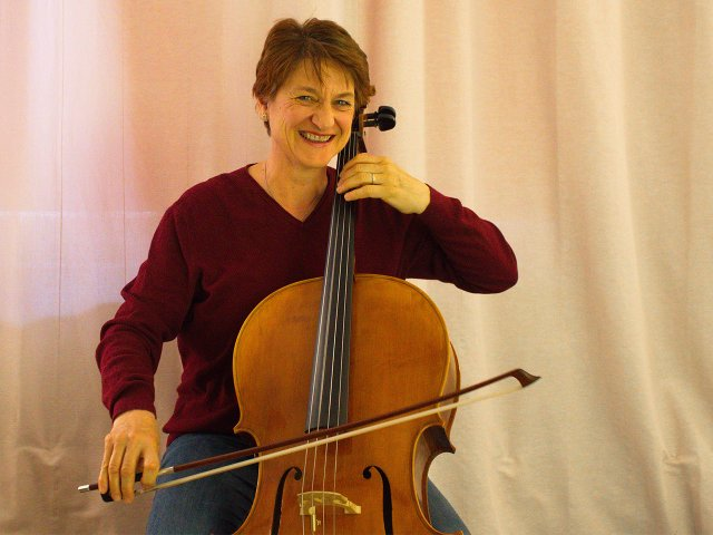 Cello Ober-Ramstadt