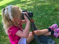 Natur-Fotokurs für Kinder von 10-14 Jahren