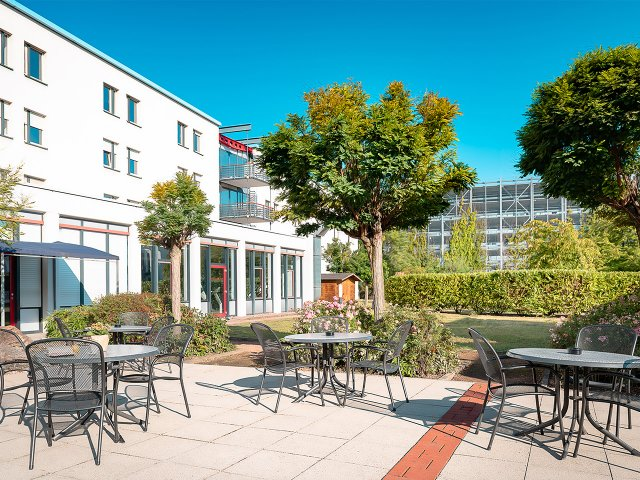 greet hotel Darmstadt
