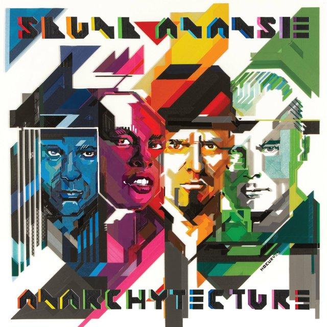 """Skunk Anansie - """"Anarchytecture"""""""