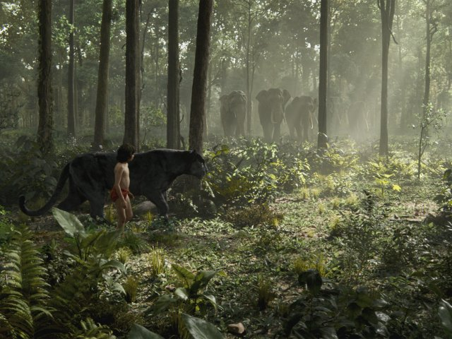 The Jungle Book 3D Szenebild