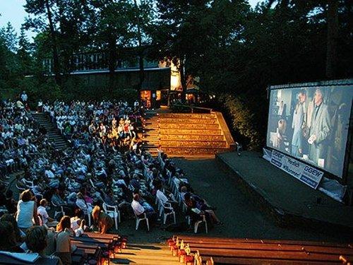 Open Air Kino Darmstadt