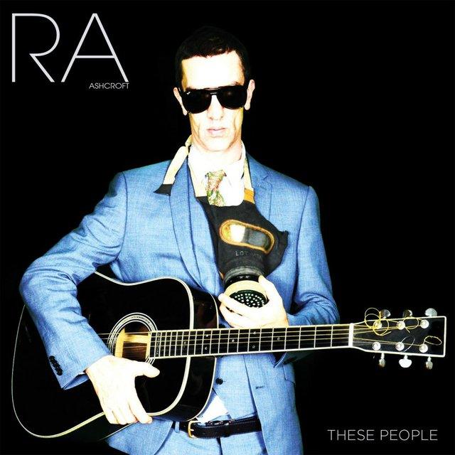 "Richard Ashcroft -""These People"""