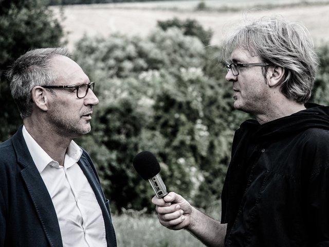 Rüdiger Fritsch und Mitsch Schulz