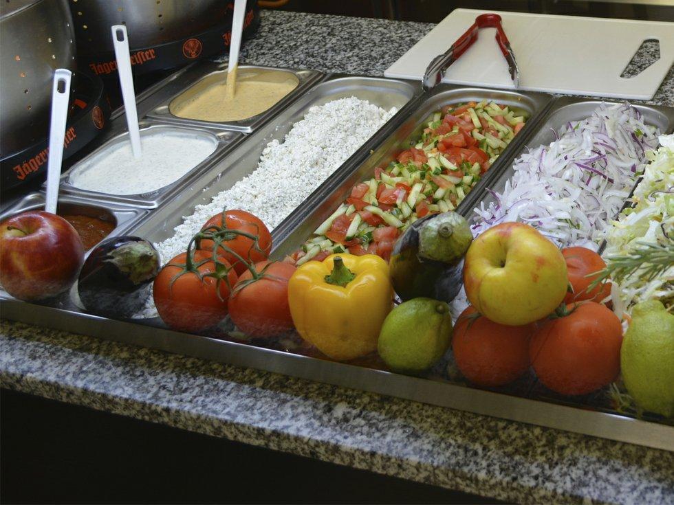 Ertan's Gemüse Kebap