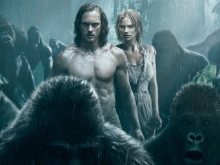 3D: The Legend Of Tarzan