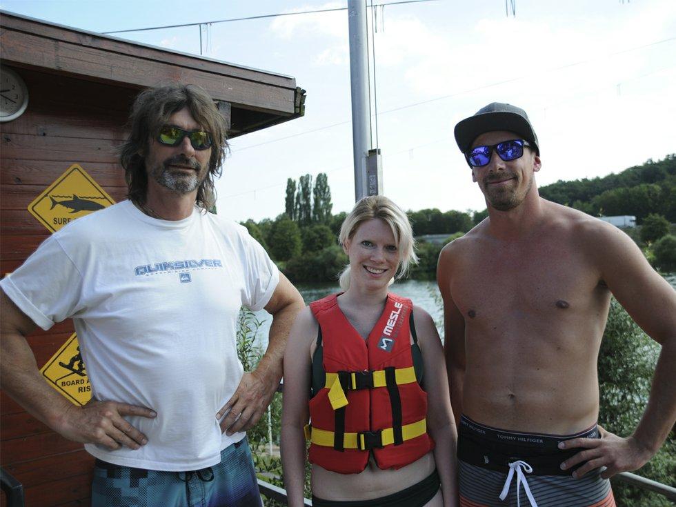 Wasserski und Wakeboard Zentrum Heuchelheim (WWZ)