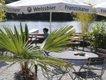 Biergarten des WWZ Heuchelheim