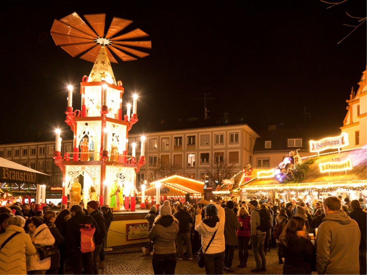 Weihnachtsmarkt Südhessen