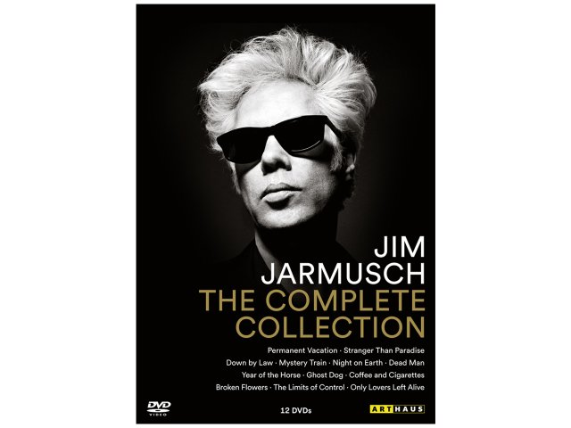 Jim Jarmusch - The Complete Collection