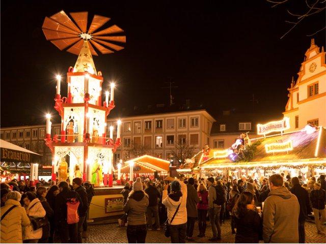 Weihnachten 2016 in Darmstadt