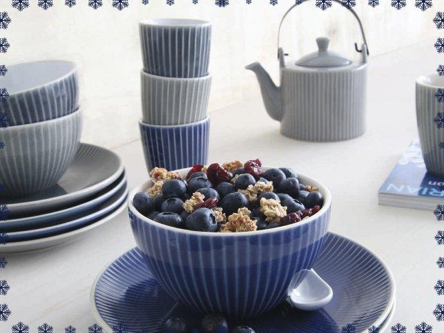 Asa Linea Blue Tea Collection