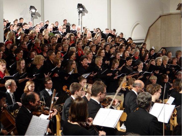 Chor der TU Darmstadt