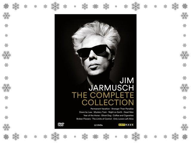 Jim Jarmusch DVD Box