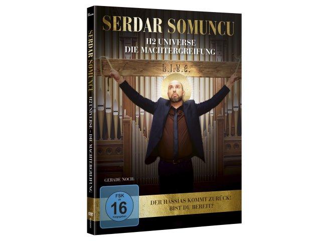 """H2 Universe - Die Machtergreifung"" Serdar Somuncu"