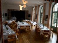 Saal im Prinz-Emil-Schlösschen