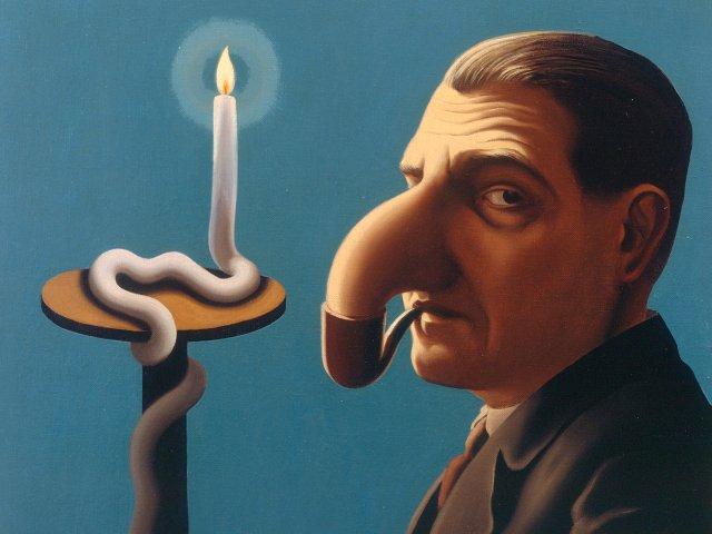 Magritte. Der Verrat der Bilder
