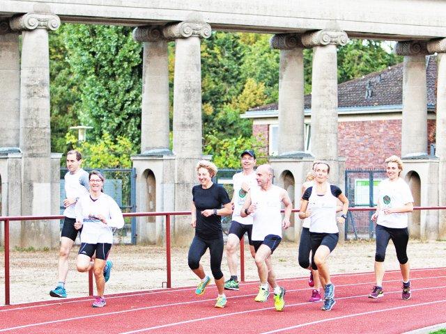 TU Marathonprojekt