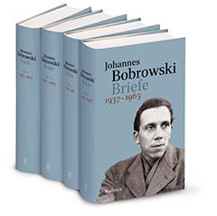 Bobrowski Briefe