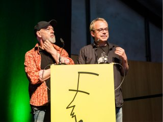 Spirwes Preisverleihung 2017