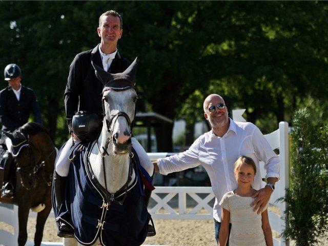 Hessische Meisterschaften: Dressur und Springreiten