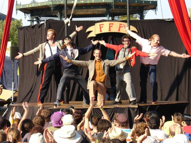 Just for Fun Straßentheaterfestival