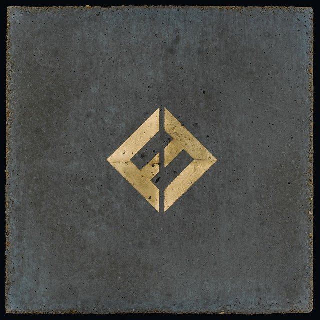 Foo Fighters_Concrete And Gold.jpg