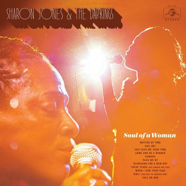 "Sharon Jones & The Dap Kings  - ""Soul of A Woman"""