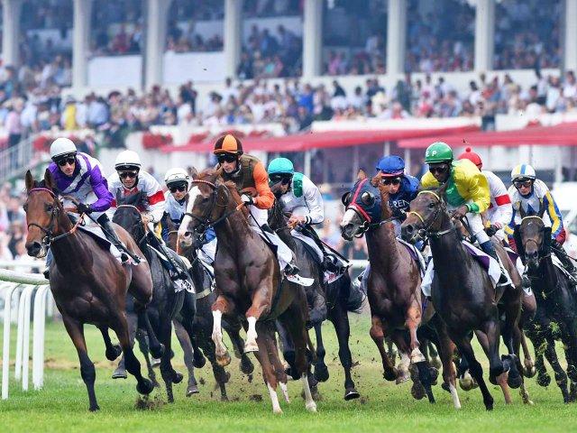 Deutsches Derby Hamburg