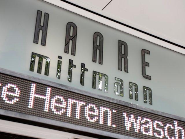 Haare Mittmann