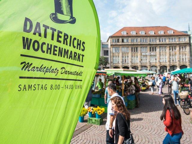 Datterichs Wochenmarkt