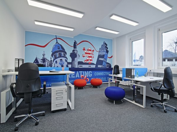 Co Working Büro