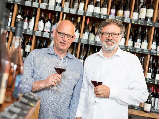 Michael Bode-Böckenhau & Alexander Marschall