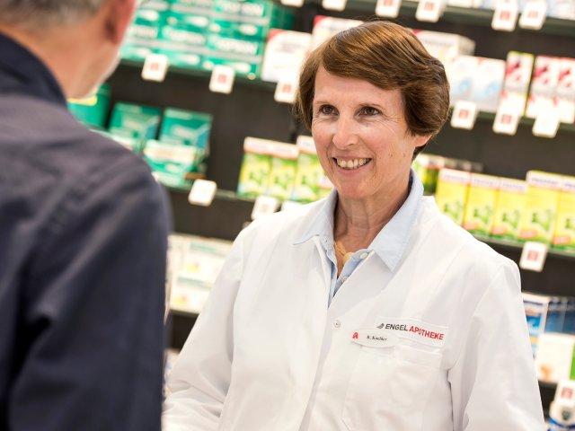 Renate Köhler Engel Apotheke Merck