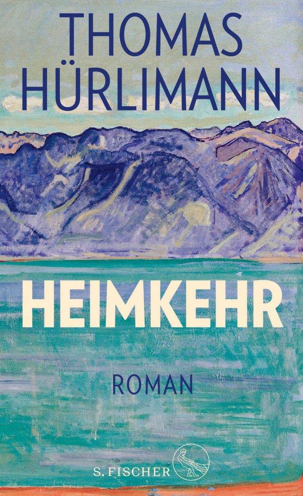 Heimkehr Thomas Hürlimann Buch des Monats Cover