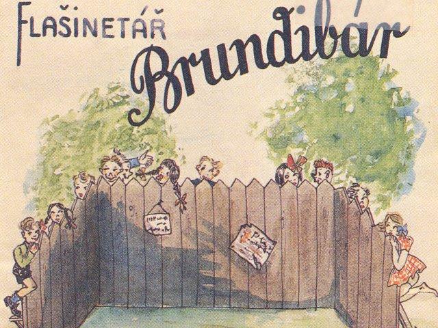 Brundibar Poster Theresienstadt