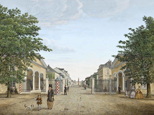 Schlossmuseum das alte Darmstadt