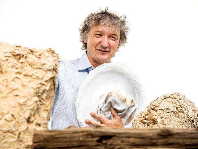 Schädlingsbekämpfer Björn Kleinlogel