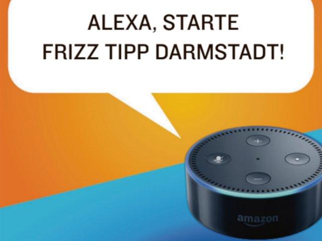 Alexa, FRIZZ Tipp Darmstadt