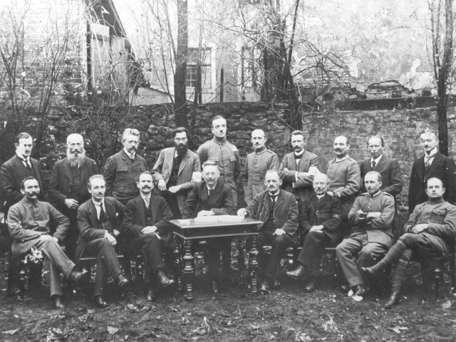 Erste Weltkrieg