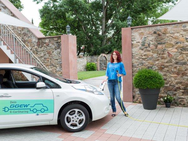 Ladepunkt für Elektro-Autos