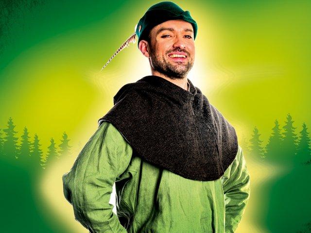 Robin Hood in Bessungen