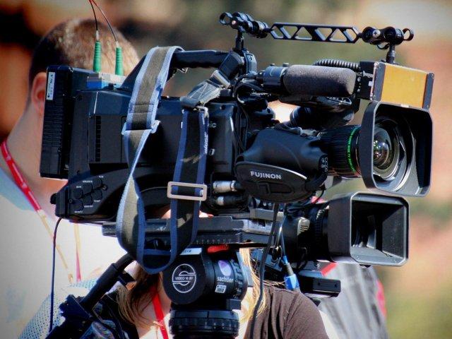 Kameramann / Kamerafrau