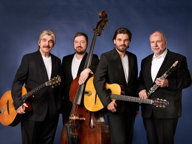 Joscho Stephan/Helmut Eisel Quartett