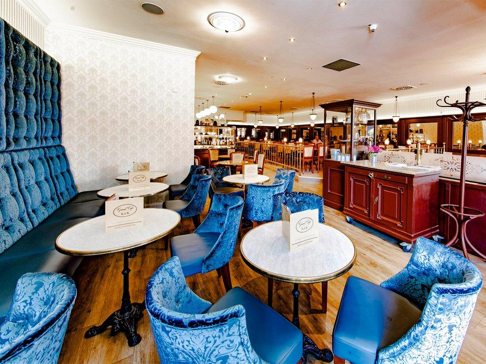 Das Grand Café K & K