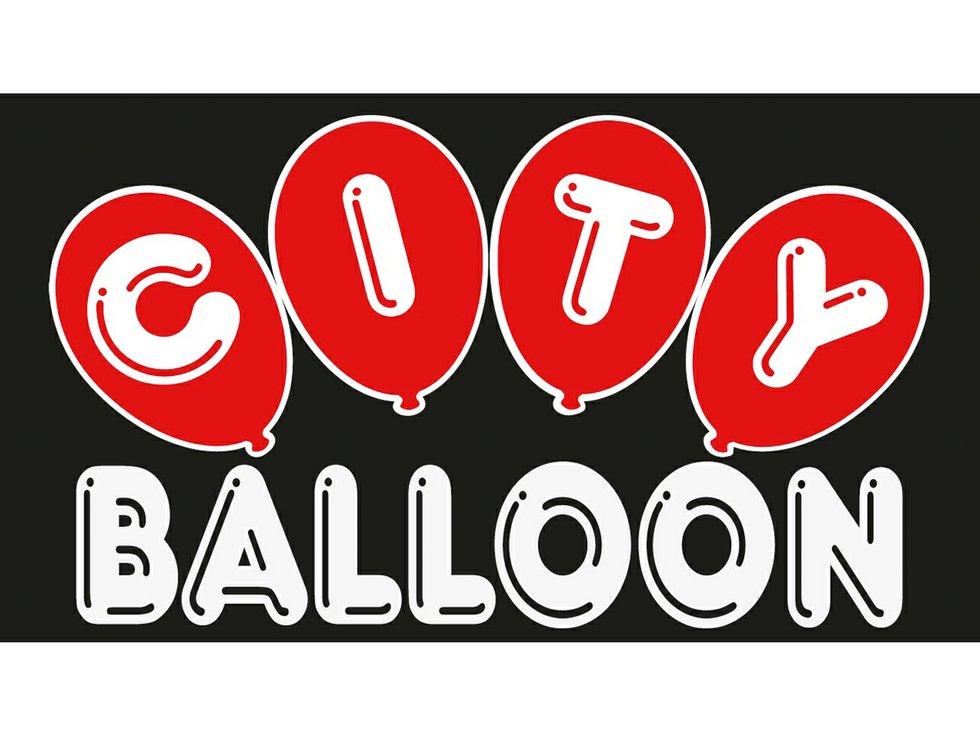Cityballoon Darmstadt im Luisencenter