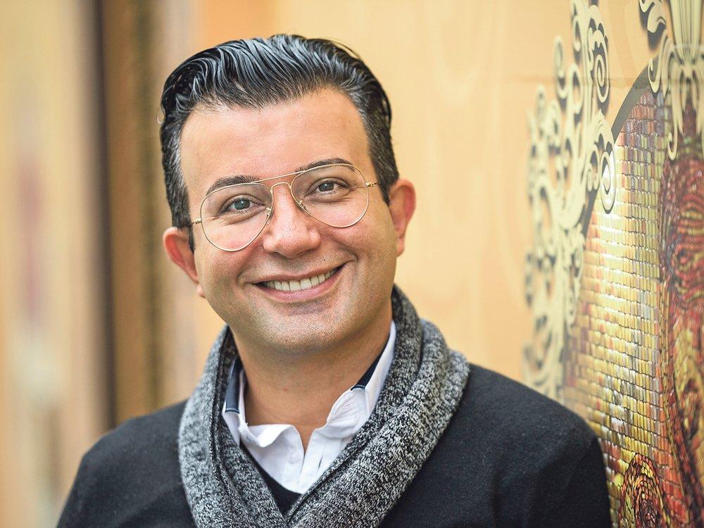 Nima Ghamari